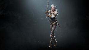 The Witcher 3 Wild Hunt Women Video Game Art PC Gaming CD Projekt RED 1920x1080 wallpaper