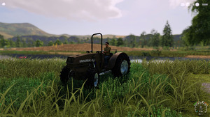 Farming Farming Simulator Farming Simulator 2019 Farmers Forest Trees Tractors Stone Water River Sil 3840x2160 Wallpaper