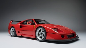 Ferrari Car Red Car Sport Car Supercar 4000x2667 wallpaper