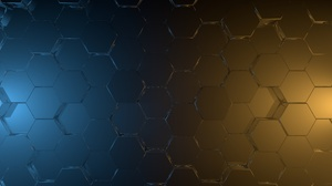 Artistic Hexagon Pattern 4000x2000 Wallpaper