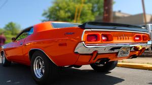 Vehicles Dodge Challenger 3872x2592 Wallpaper
