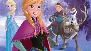 Anna Frozen Elsa Frozen Frozen Movie Kristoff Frozen Olaf Frozen Sven Frozen 1280x910 Wallpaper