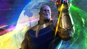 Infinity Gauntlet Josh Brolin Thanos 2700x1780 Wallpaper