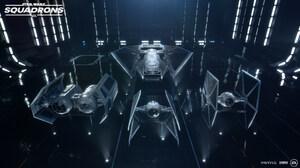 Star Wars Star Wars Squadrons Tie Fighter 3840x2160 Wallpaper