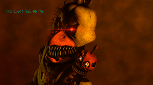 Video Game Five Nights At Freddy 039 S 4 1920x1080 wallpaper