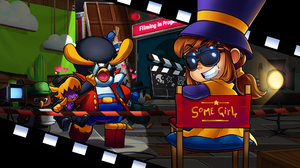 Video Game A Hat In Time 1920x1080 wallpaper