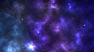 Abstract Star 1360x768 Wallpaper
