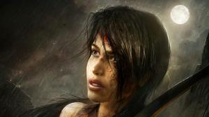 Girl Lara Croft Tomb Raider 3840x2160 Wallpaper