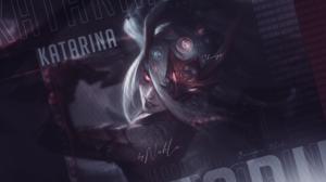 Katarina League Of Legends 3840x2160 Wallpaper