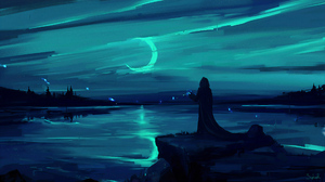 Artistic Dark 2560x1440 Wallpaper