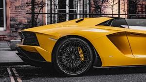 Car Lamborghini Lamborghini Aventador 1920x1280 Wallpaper