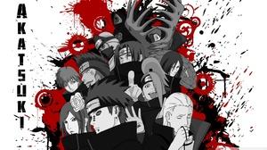 Naruto Akatsuki Naruto Pain Naruto Itachi Uchiha Sasori Naruto Zetsu Naruto Orochimaru Naruto Kakuzu 2048x1152 Wallpaper
