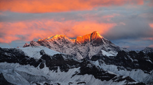 Earth Mount Everest 1920x1200 wallpaper