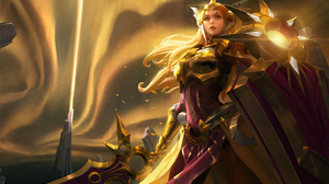 League Of Legends Leona League Of Legends 3840x2340 wallpaper