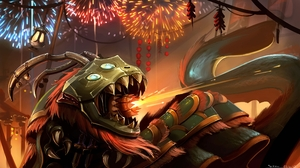 Kog 039 Maw League Of Legends 3840x2159 Wallpaper