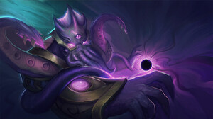 Creature Dota 2 Enigma Dota 2 Purple 1920x1080 Wallpaper