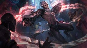 Sylas League Of Legends 3000x1688 wallpaper