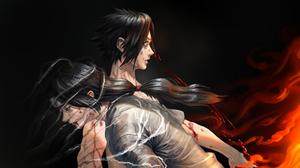 Sasuke Uchiha Itachi Uchiha 3700x2200 Wallpaper