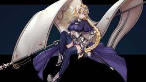 Jeanne D 039 Arc Fate Series Ruler Fate Grand Order 3391x2330 Wallpaper