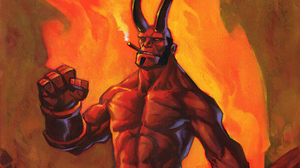 Dark Horse Comics Hellboy 2560x1440 Wallpaper