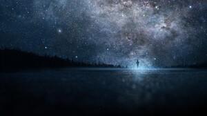 Stars Galaxy 2560x1440 Wallpaper