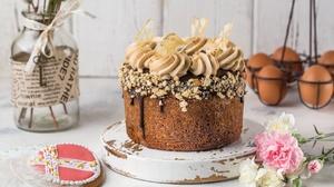 Cake Dessert Pastry Still Life 5470x3647 Wallpaper