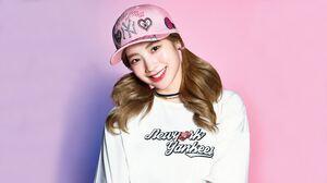 Twice K Pop Celebrity Asian Korean Korean Women Twice Dahyun Kim Dahyun Looking At Viewer 3840x2160 Wallpaper
