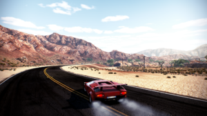 Need For Speed Hot Pursuit Lamborghini Countach Desert 1920x1080 Wallpaper