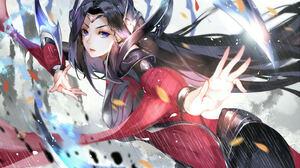 Irelia League Of Legends 2200x1556 Wallpaper
