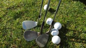 Close Up Golf Golf Ball Golf Club Sport 1920x1080 Wallpaper