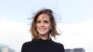 English Actress Smile Brunette 3456x1944 wallpaper