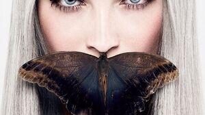 Alena Shishkova Women Model Russian Blue Eyes Long Hair Face 1080x1350 wallpaper
