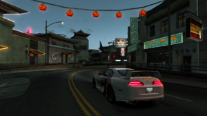 Video Games Toyota Toyota Supra Vehicle Car Need For Speed World 1280x800 Wallpaper