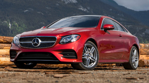 Car Coupe Luxury Car Mercedes Benz E 400 4matic Coupe Amg Styling Red Car 1920x1080 Wallpaper