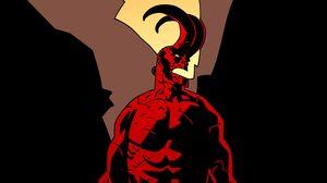 Hellboy 3421x2794 Wallpaper