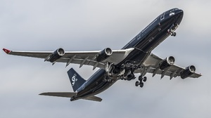 Airplane 2048x1340 wallpaper
