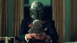 Baby Yoda Star Wars The Mandalorian Character 4096x2304 Wallpaper