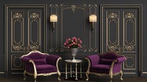 Man Made Room 5000x3500 Wallpaper
