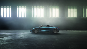 Blue Car Car Mclaren Mclaren 720s Sport Car Supercar Vehicle 4000x3001 wallpaper