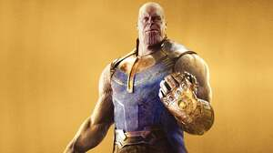 Avengers Infinity War Josh Brolin Thanos 3840x2160 Wallpaper