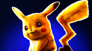 Pikachu Pokemon 1920x1151 Wallpaper