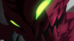 Close Up Galand The Seven Deadly Sins Glowing Eyes Green Eyes 3840x2160 Wallpaper