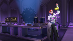Moira Overwatch Overwatch 3840x2160 Wallpaper
