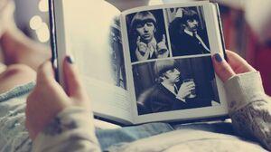 Photography Books Ringo Starr The Beatles 1920x1080 wallpaper