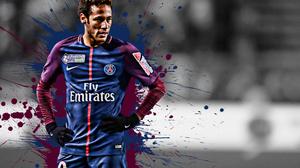 Brazilian Neymar Paris Saint Germain F C Soccer 2560x1600 Wallpaper