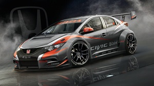 Vehicles Honda Civic 2400x1697 Wallpaper