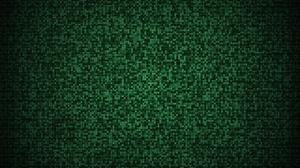 Digital Art Green Square 2560x1600 Wallpaper