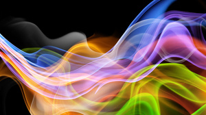 Texture Pattern Spectrum Shapes Colorful Digital Art 4000x3000 Wallpaper