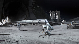Astronaut Space 1920x1080 Wallpaper