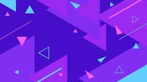 Lines Geometry Blue Purple 3150x2100 wallpaper